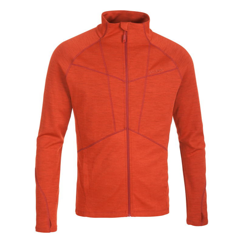 Salewa BALEST MERINO MEN FULL-ZIP 4801