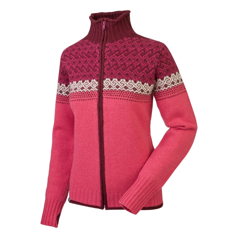 Salewa FANES WOOL FULL-ZIP WOMEN'S SWEATER 1891