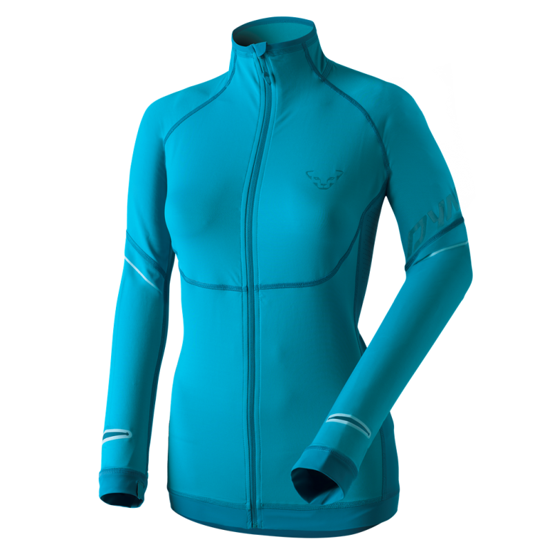 Dynafit ULTRA LONGSLEEVE FULL ZIP WOMEN 8201