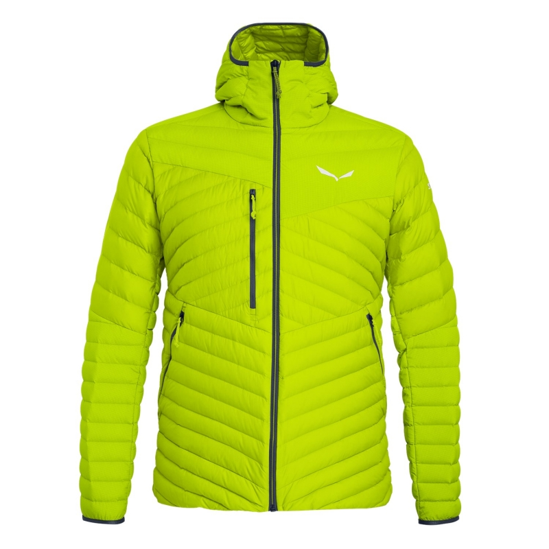 Salewa ORTLES LIGHT 2 DOWN HOODED MEN'S JACKET 5251