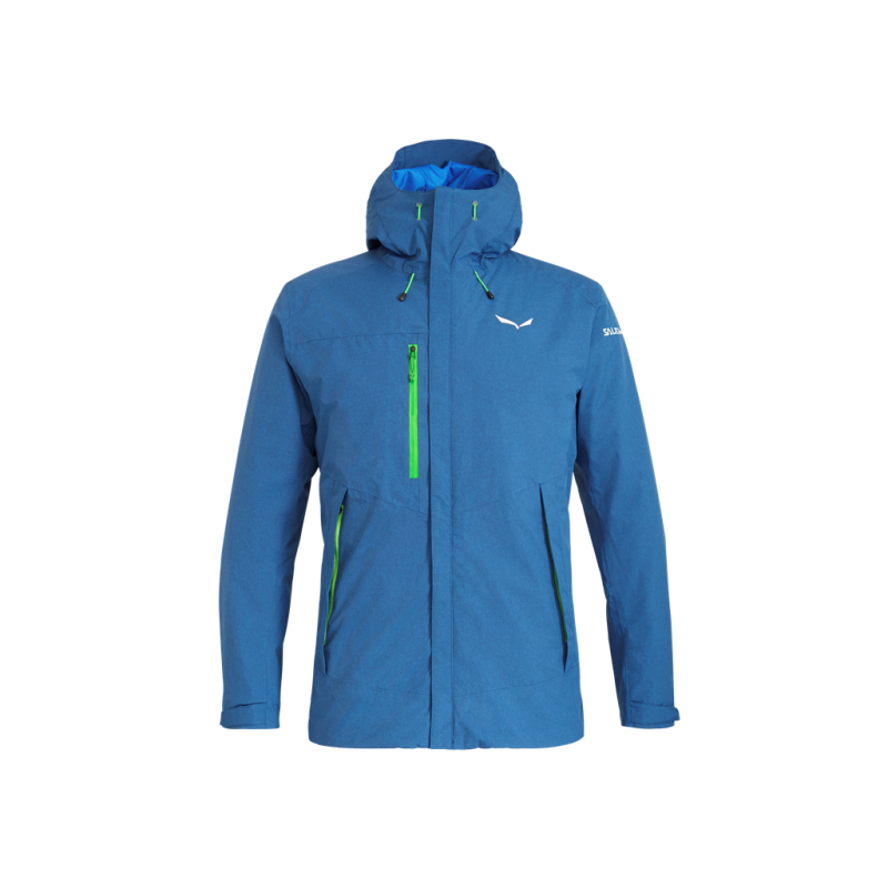 Salewa PUEZ POWERTEX/TIROLWOOL® CELLIANT® 2 LAYERS MEN'S JACKET 3988