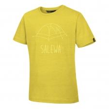 Salewa FREA MELANGE DRI-REL K S/S TEE 5737