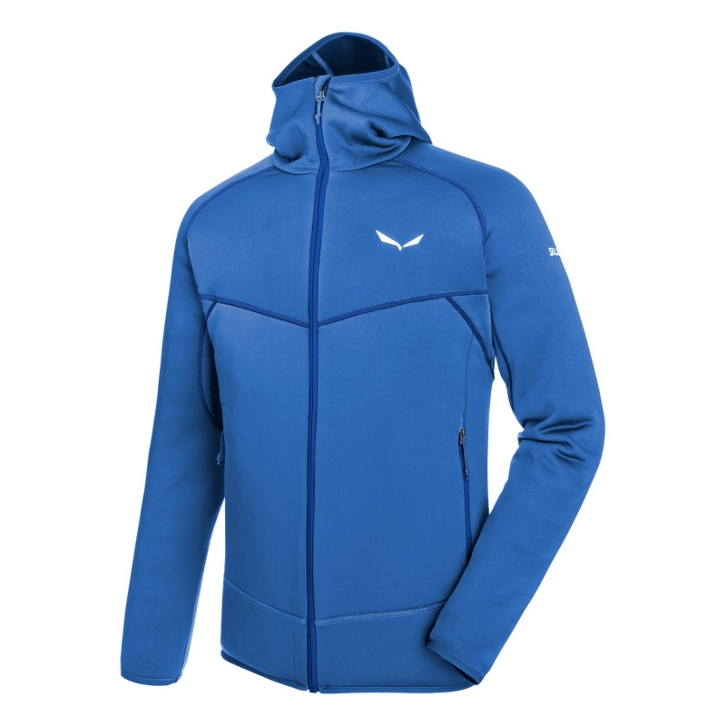 Salewa PUEZ 3 POLARLITE FULL-ZIP MENS HOODY 0730