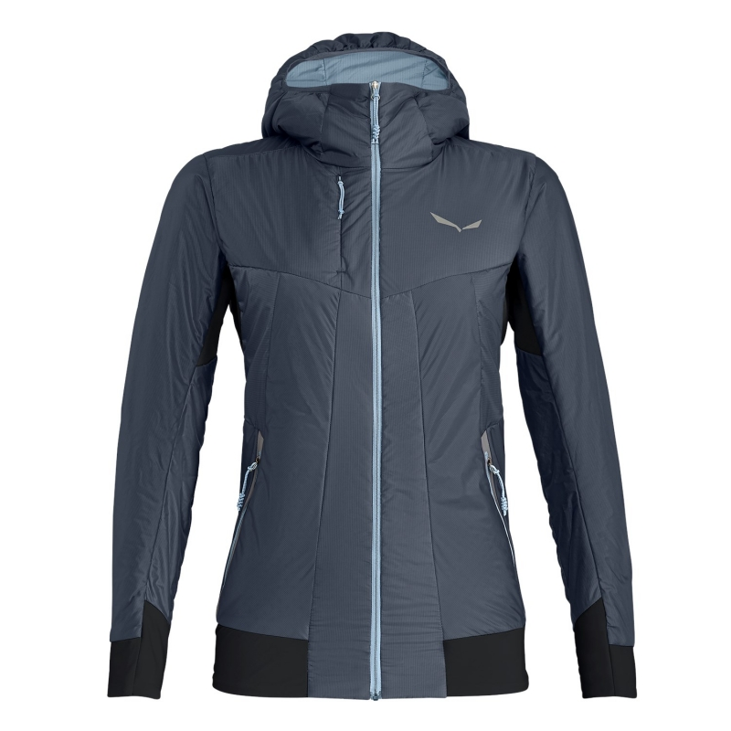 Salewa PEDROC HYBRID TIROLWOOL® CELLIANT® WOMENS HOODED JACKET 3861