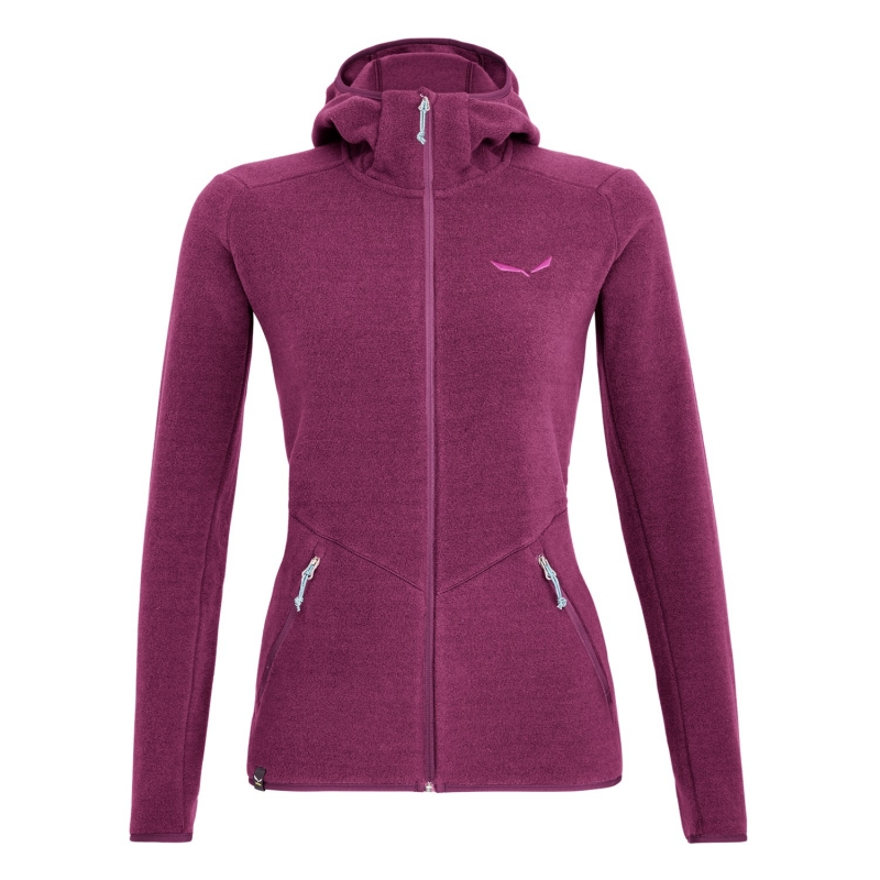 Salewa FANES TIROLWOOL® CELLIANT® WOMEN'S HOODY 6879