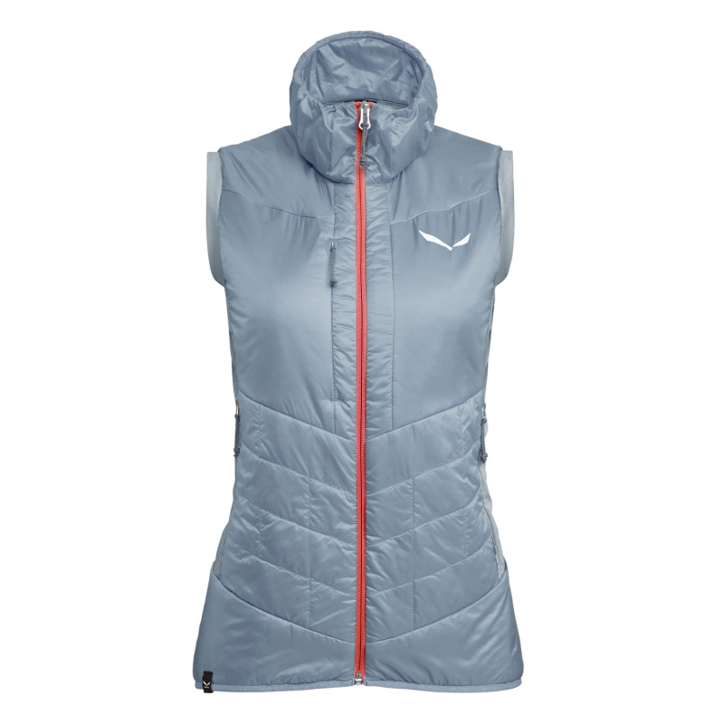 Salewa ORTLES HYBRID TIROLWOOL® CELLIANT® WOMENS VEST 0341