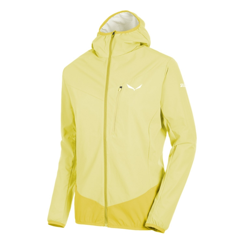 Salewa PEDROC HYBRID 2 POWERTEX/DURASTRETCH SOFTSHELL WOMENS JACKET 2461