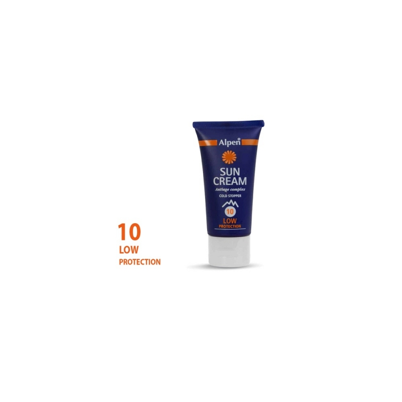 Slokker ALPEN SUN CREAM F 10 LOW
