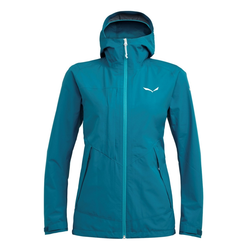 Salewa PUEZ 2 GORE-TEX® 2 LAYERS HARDSHELL WOMENS JACKET 8730