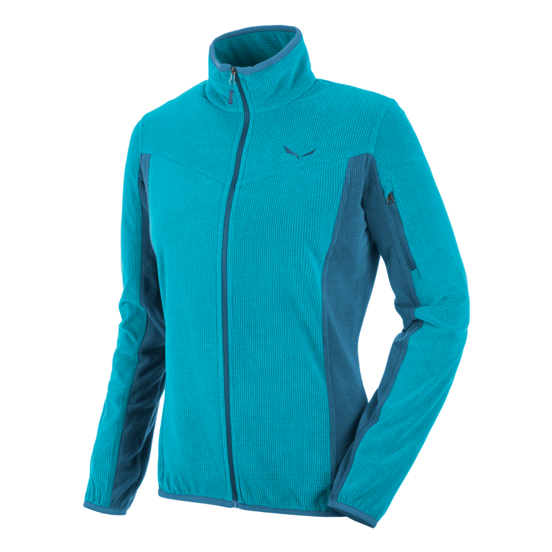 Salewa DRAVA POLARLITE FULL-ZIP WOMENS FLEECE 8191