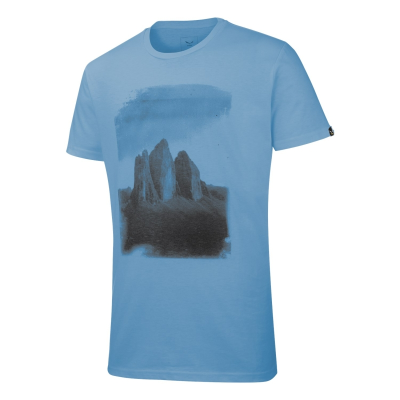 Salewa mens t-shirt CIME DRY 8140
