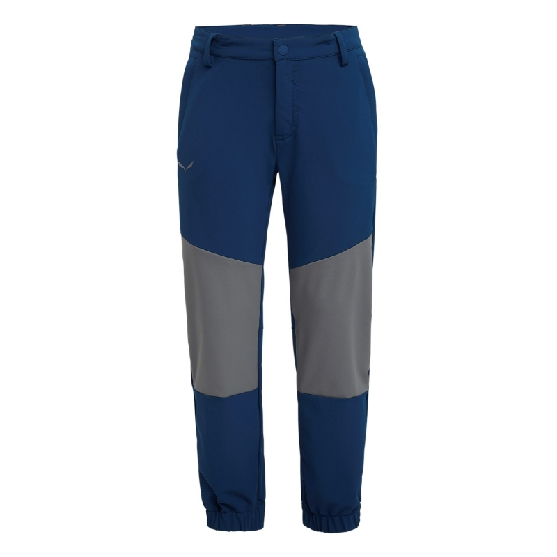 Salewa  AGNER 3 DURASTRETCH SOFTSHELL KIDS PANT 8961