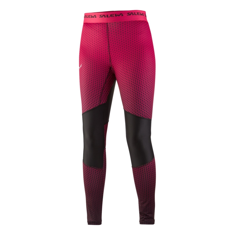 Salewa PEDROC PRINT DRY WOMEN'S TIGHTS 0911