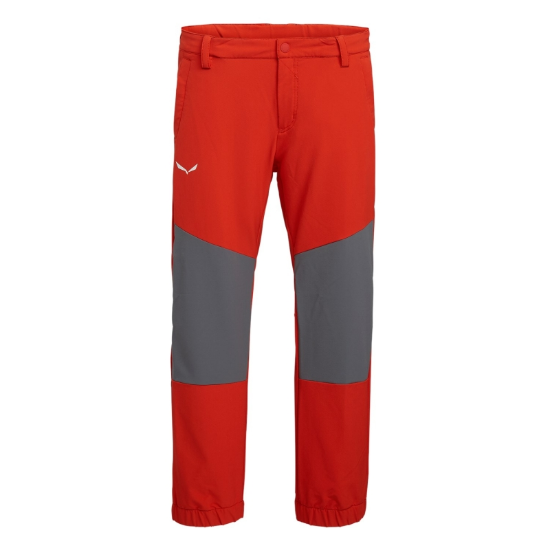 Salewa  AGNER 3 DURASTRETCH SOFTSHELL KIDS PANT 4491
