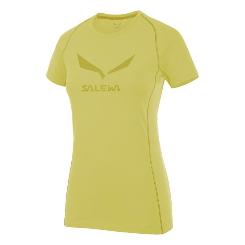 Salewa SOLIDLOGO DRY W S/S TEE 2460
