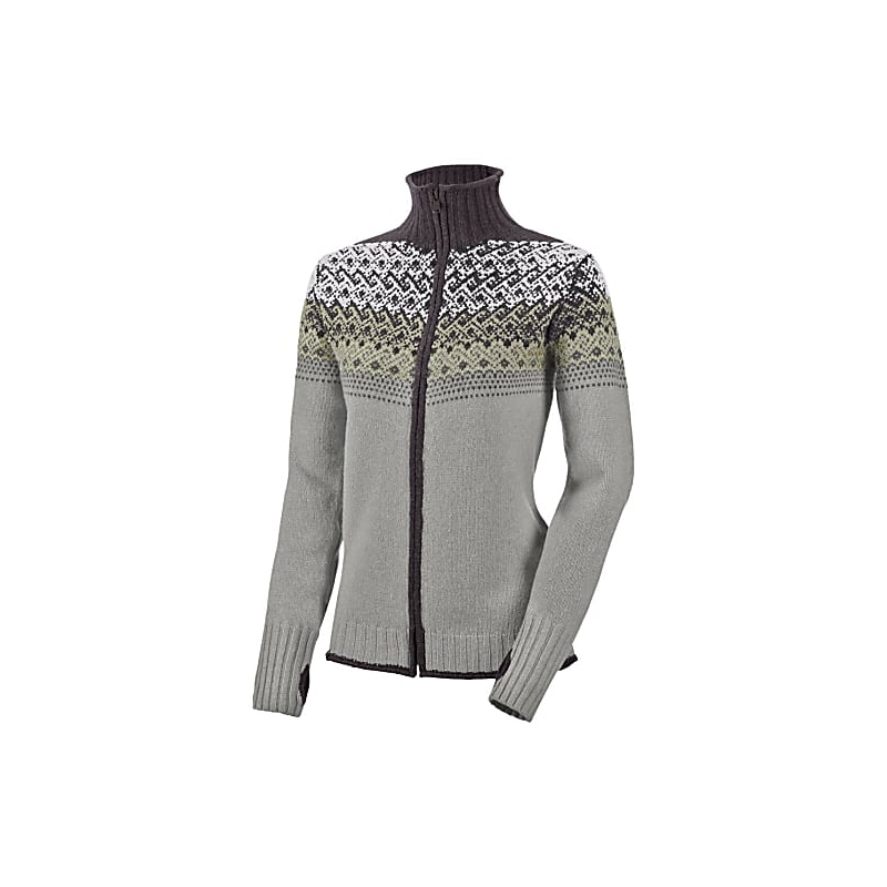 Salewa FANES WOOL FULL-ZIP WOMENS SWEATER 0621