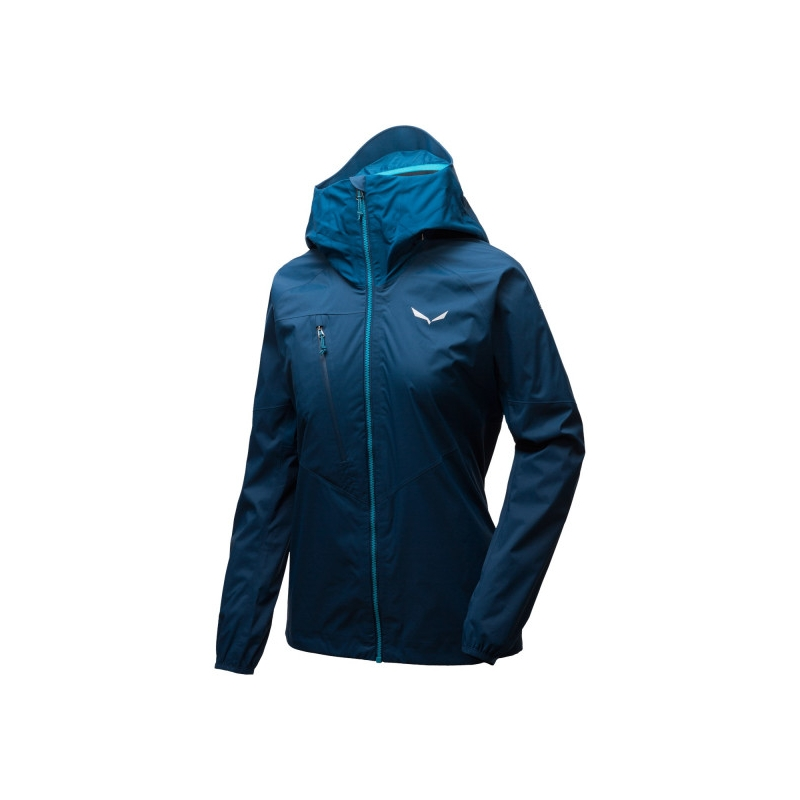 Salewa AGNER CORDURA® 2 POWERTEX 2.5 LAYERS HARDSHELL WOMENS JACKET 8960