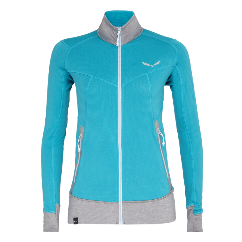 Salewa PEDROC POLARTEC FULL-ZIP WOMENS FLEECE 8201