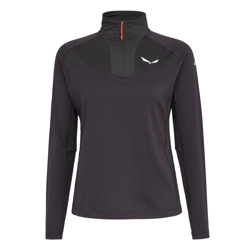 Salewa ORTLES ZIP WOMENS LONGSLEEVE SHIRT 0910