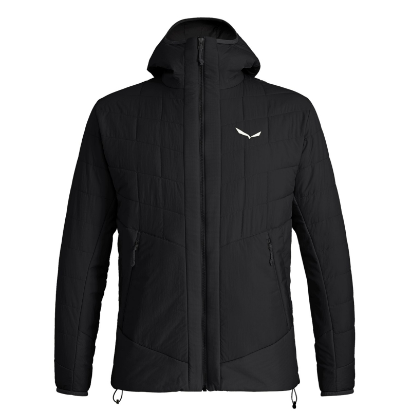 Salewa PUEZ TIROLWOOL CELLIANT HOODED MENS JACKET 0910