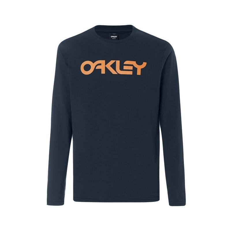 Oakley MARK II L/S TEE FATHOM 6AC