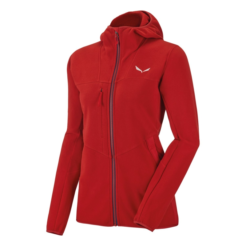 Salewa ANTELAO POLARTEC FULL-ZIP WOMENS HOODY 1641