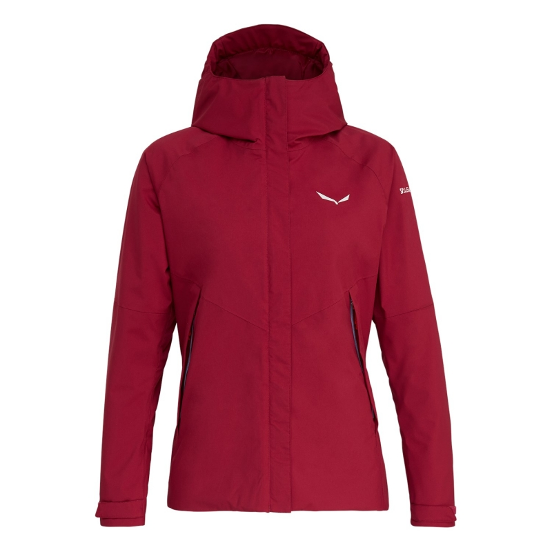 Salewa PUEZ POWERTEX/TIROLWOOL® CELLIANT® 2 LAYERS WOMENS JACKET 6890