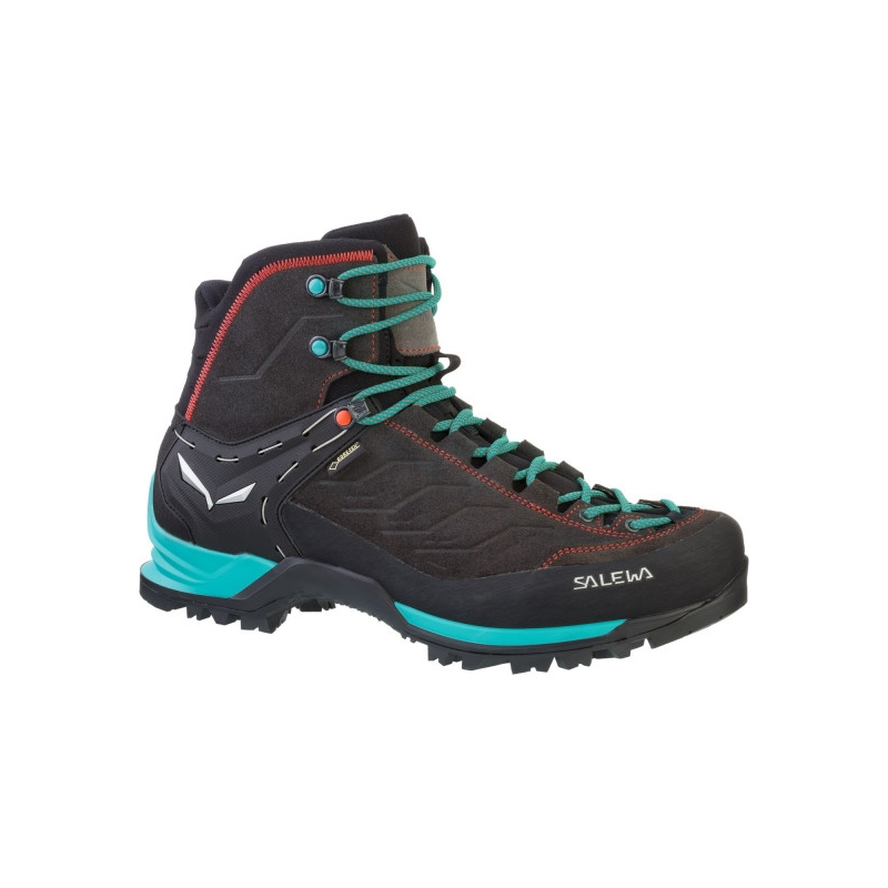 Salewa womens GORE-TEX hiking shoes MTN TRAINER MID 0674