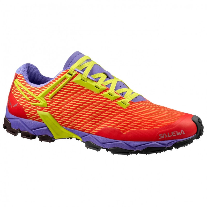 Salewa women's running shoes LITE TRAIN 1666