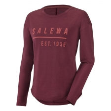 Salewa BESOM CO L/S TEE 1880
