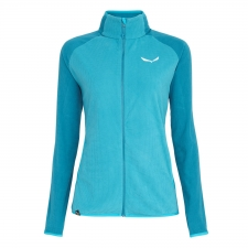 Salewa PLOSE S.A. POLARLITE FULL-ZIP WOMENS FLEECE 8201