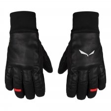 Salewa  FULL LEATHER TIROLWOOL® GLOVES 0910