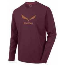 Salewa  SOLIDLOGO 2 CO L/S TEE 1880