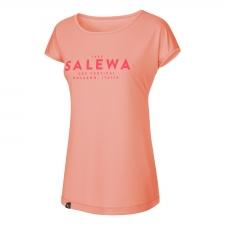Salewa womens t-shirt PUEZ GRAPHIC DRY 6090