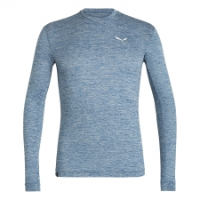 Salewa PUEZ MELANGE DRY LONG SLEEVE MENS TEE 8968