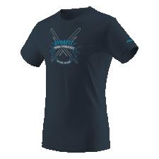 Dynafit mens t-shirt Graphic Cotton 3011