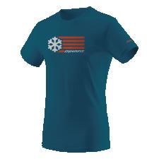 Dynafit mens t-shirt Graphic Cotton 8811