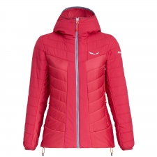 Salewa PUEZ TIROLWOOL® CELLIANT® HOODED WOMENS JACKET 6111
