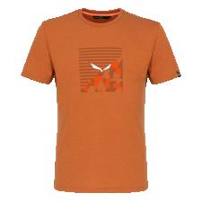 Salewa men´s t-shirt PRINTED BOX DRY M 4176