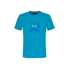Salewa men´s t-shirt PRINTED BOX DRY M 8989